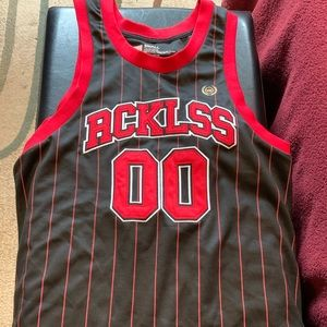Young and Reckless Jersey #00 - Mens Size Small
